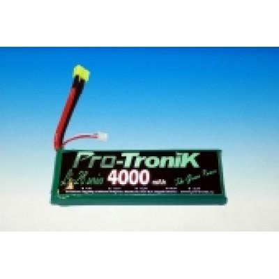 18.5V Li-Po BATTERY 4000 MAH PRO-TRONIK